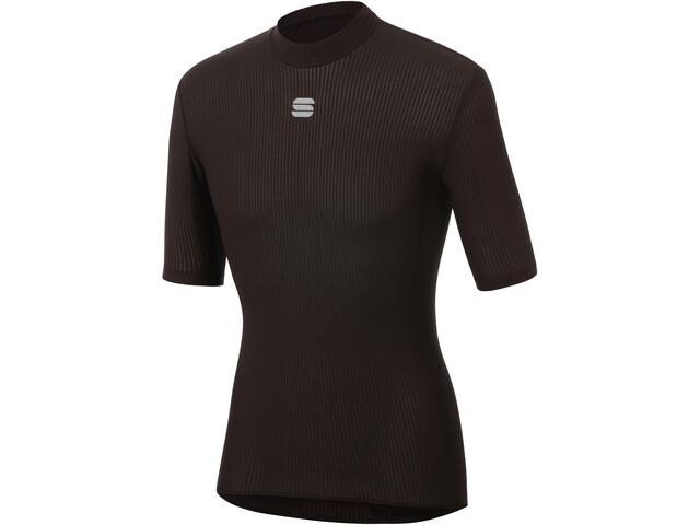 Sportful Bodyfit Pro Baselayer A Maniche Corte Uomo, black